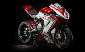 MV Agusta F3 RC - репликата на мотора от Супербайк шампионата ще бъде представен на Sofia Motoring Expo