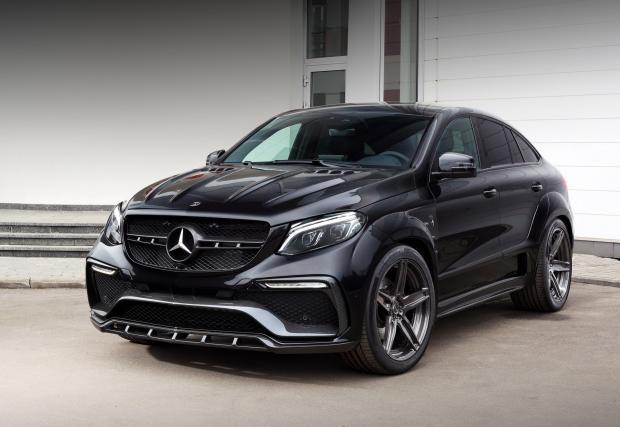 Руснаци направиха адски Benz и го кръстиха подобаващо. TopCar Merc GLE Coupe Inferno