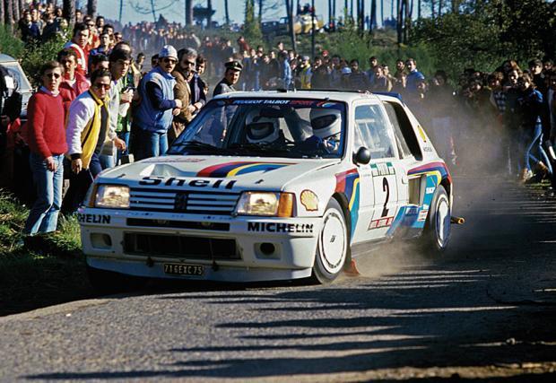 Продават чудовищното Peugeot 205 T16, което доминираше в Група Б. Да, колата на Ари Ватанен е на пазара