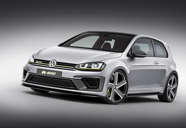 VW Golf R 400 дебютира през юни? Потриваме ръце, до появата на най-откачения немски хеч остана малко...