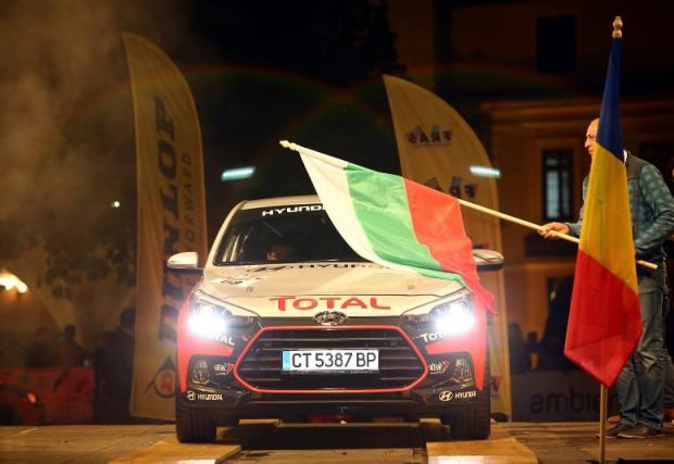 Пет екипажа стартираха в първия кръг на втория сезон на Hyundai Racing Trophy