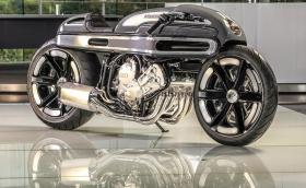 Пришълецът: Krugger BMW K 1600. Или една ненормална трансформация, от супер комфортен круизър в мотор от друга планета
