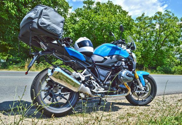 Тест на BMW R 1200 R. Рапсодия в синьо