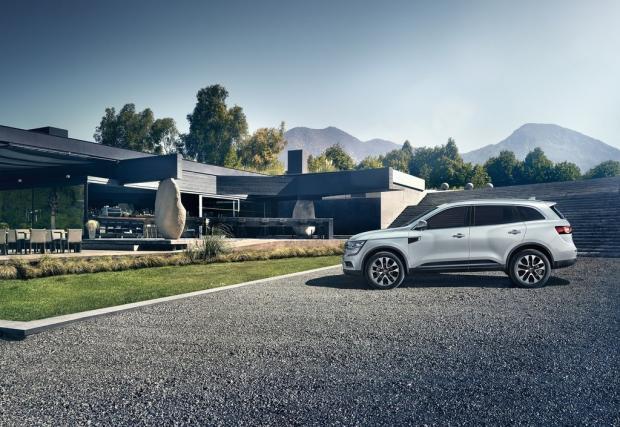 Renault разкри подробности около новия Koleos