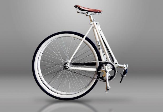 FUBi Fixie: най-стилното сгъваемо колело, което сте виждали? Видео