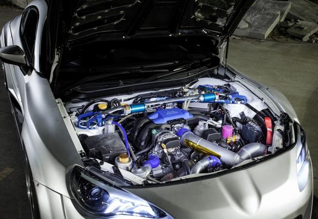 Garage 88 Toyota GT86. Различна и леко брутална, без да прекалява