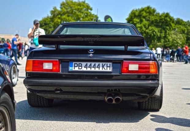 Какво видяхте и какво не, на националния BMW събор. Обилна галерия от камерата на DizzyRiders.bg (150+ снимки)