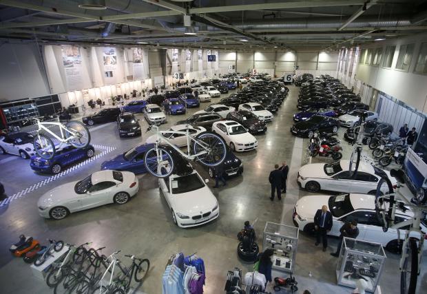 Започва специализираното търговско изложение за сертифицирани употребявани автомобили BMW и MINI ЕКСПО. Ще има и акценти от мото гамата на марката