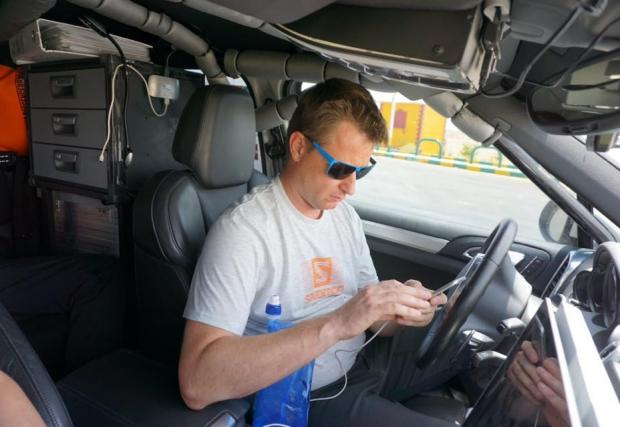 Направиха го! The Longest Drive поставиха нов рекорд - от Нордкап – най-северната точка на Европа, до Иглен Нос, Южна Африка. За под девет дни!