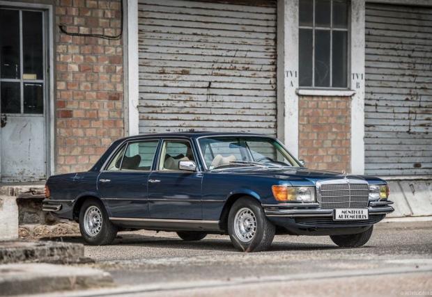 Инженерно постижение. Нека си го припомним: 1977 Mercedes-Benz 450 SEL 6.9 Великолепна галерия и инфо