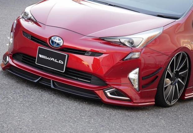 Wald International направиха новия Prius по-… различен. Готин? Wald 50Prius Sports Line
