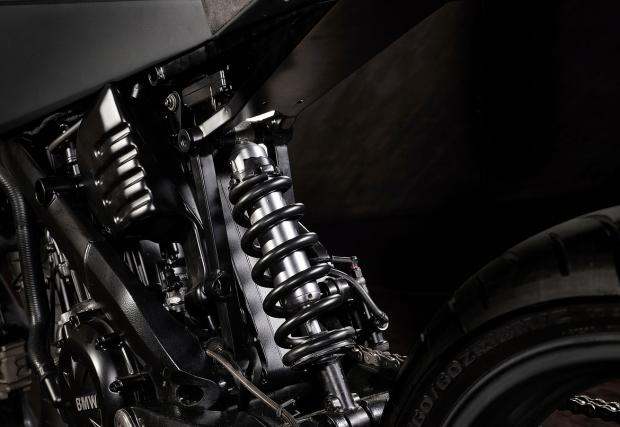 Доооста странен байк. BMW G 650 X Challenge от Hyde Designs