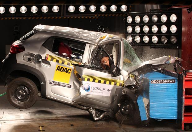 Катастрофални резултати за индийските коли при Global NCAP. Няколко клипа