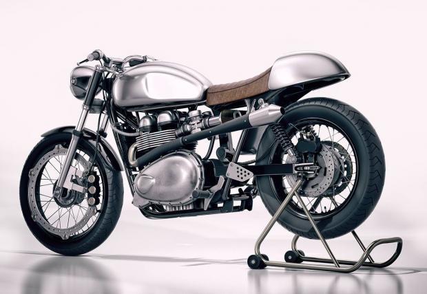 Искате ли този мотор? Никакъв шанс. 3D от Design at Sketch