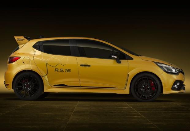Clio R.S.16 е най-откачената съвременна кола на Renault. С 275 коня? Пфф... Браво! Искаме я!