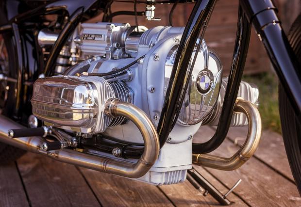 BMW R5 Hommage: чиста проба модерно минало