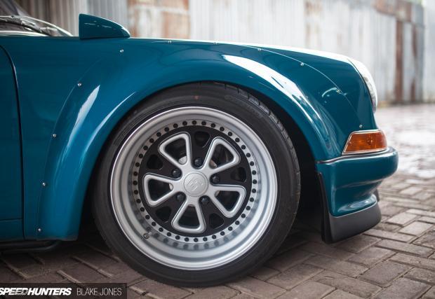 Porsche RWB Speedster. Идва от Индонезия, плачем че не е наше, радваме се, че съществува