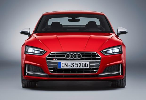 Това са новите Audi A5 и S5. Галерия