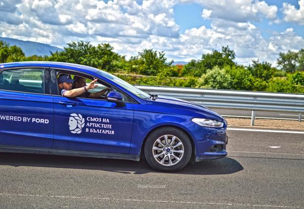 """Фенове и собственици на Ford записаха името на България в """"Гинес"""". Над 2300 коли в колона? Дори организаторите бяха изненадани. Не това обаче бе най-важното..."""