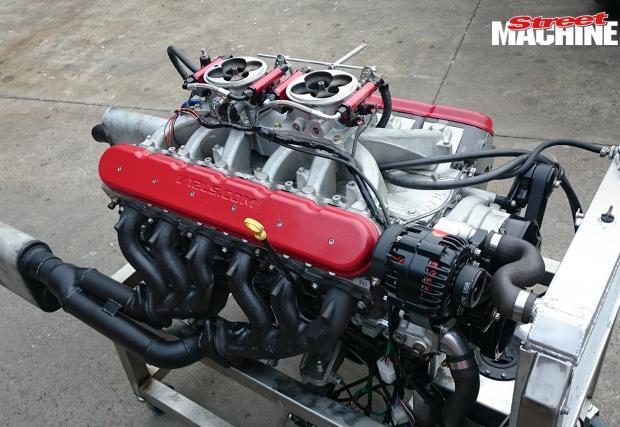 Австралийци си направиха V12 мотор от два V8-мака Chevy LS1. Видео