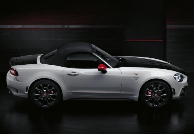 Най-готиният Fiat се казва 124 Spider Abarth и се прави в Хирошима. От Mazda