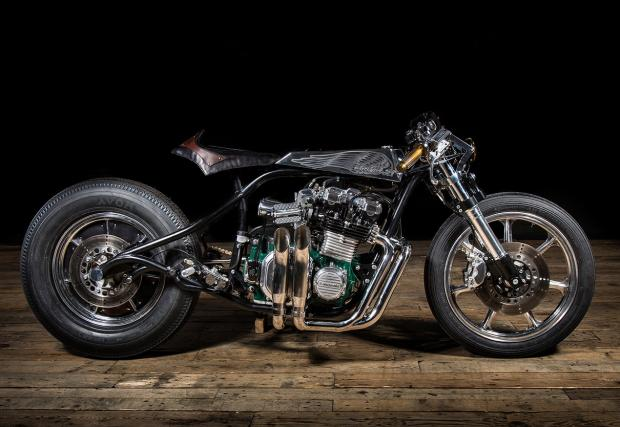 "Kawasaki Z1000ST, с чистата цел да получи ""характер и душа"". Цитира Стария завет..."