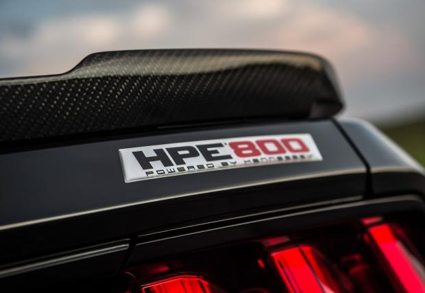 Hennessey отбелязват четвърт век с адска машина: Hennessey 25th Anniversary Edition HPE800 Ford Mustang