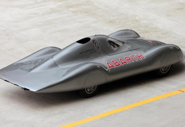 Abarth 1000 Bialbero La Principessa: поставил 9 световни рекорда. Продава се