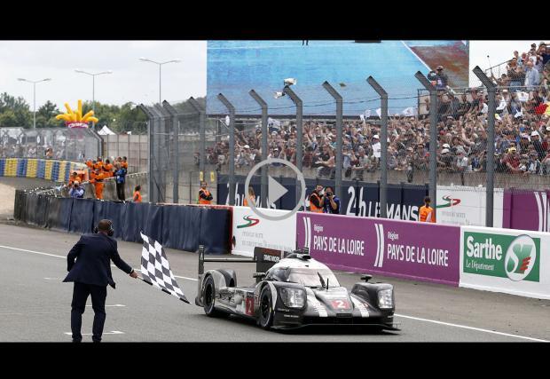 Porsche отдава чест на Toyota с последното си видео за Льо Ман. Интересно...