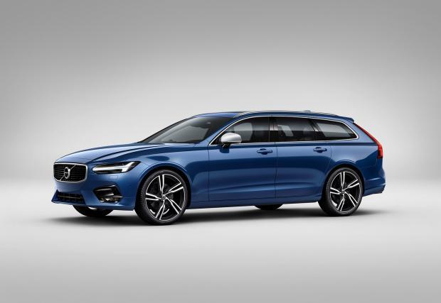 Готините S90 и V90 са още по-готини, като R-Design. Спортен пакет за новите коли на Volvo