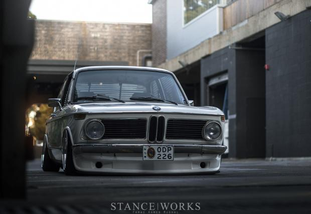 Имал си една мечта. 1971 BMW 2002 с BBS RS и Recaro LS. Кратката история на Ник от Австралия