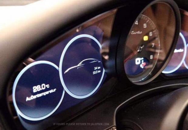 Това е новото Porsche Panamera. Колата е прекрасна