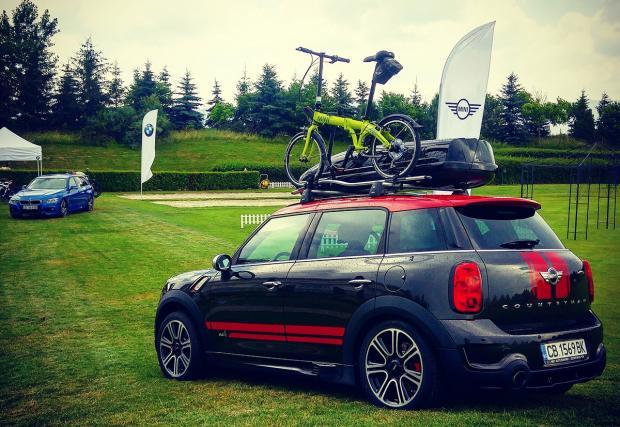 BMW Lifestyle & Sports Camp. Баварците имат и M Power велосипеди. Instagram галерия от събитието