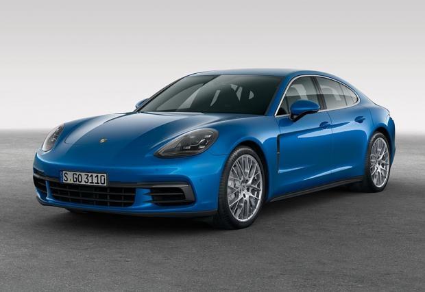 Официално: новото Porsche Panamera. Turbo модификацията е най-бързият луксозен седан в света, идва с 8-степенна PDK, а дизелът е с 422 коня. Четири клипа и галерия