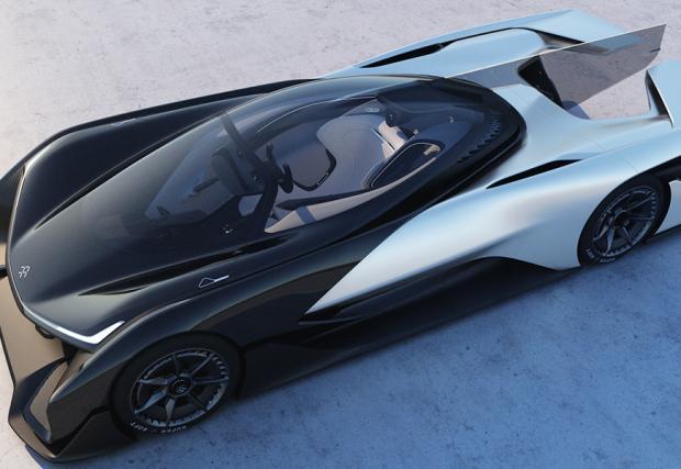 Faraday Future пуска автономни коли в Калифорния