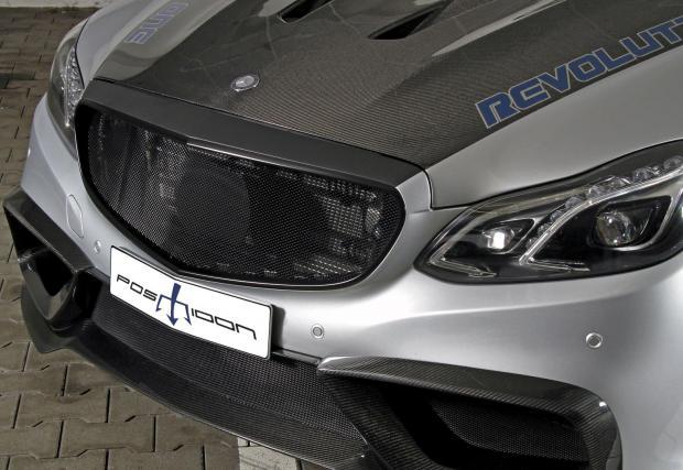 Този Merc AMG ускорява, като Bugatti Veyron. Развива 1020 коня, ограничен е на 350 км/ч