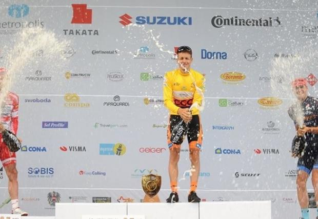 Победителят от обиколката на Сибиу, Румъния се каза Ники Михайлов!