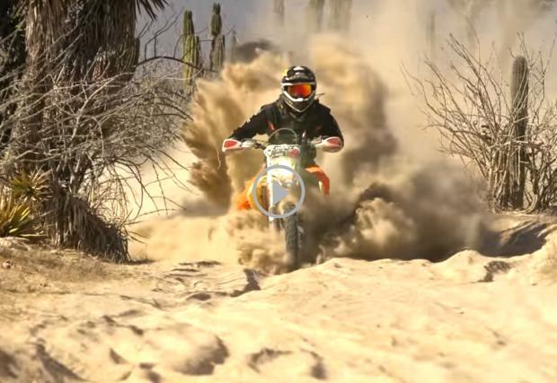 Rip to Cabo: eдно от най-готините и сериозни адвенчър мотокрос приключения. Супер видео