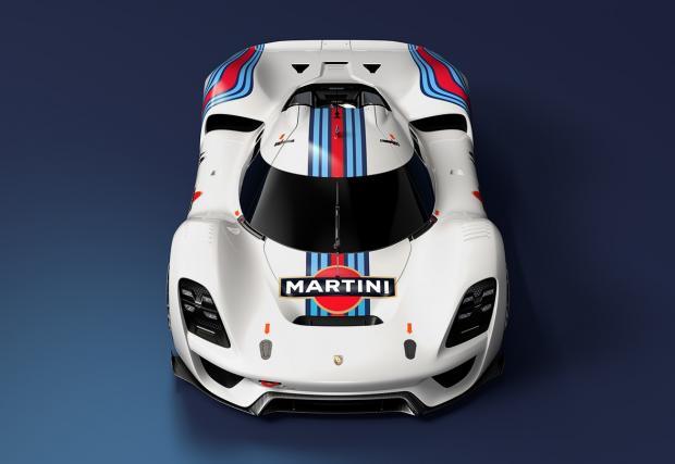 Неофициално, но брутално: Porsche 908/04