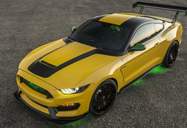 Mustang \