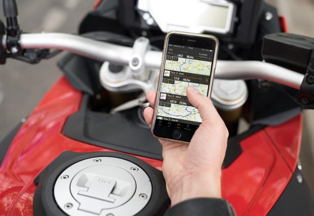 BMW Motorrad и фирмата Rever развиват социална мрежа за мотоциклетисти. Хмм...