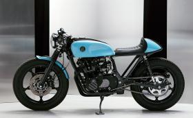 От Полша с много любов. Suzuki GS550