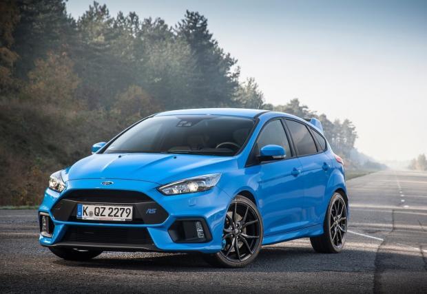 Ford не е предвиждал дрифт режим за Focus RS. Откриват го случайно...