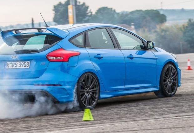 Mountune подсилват якия Ford Focus RS до 375 коня. Супер
