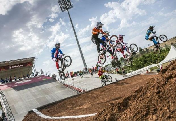 Да подкрепим изграждането на трасе за олимпийски BMX!