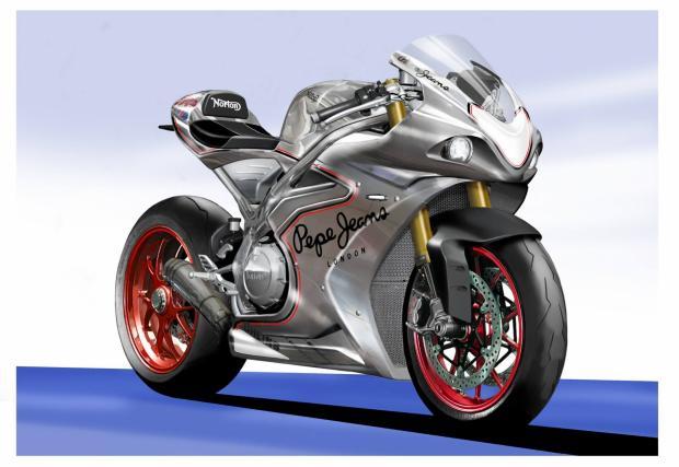 Norton Motorcycles погва Ducati, Yamaha и компания. Новият байк ще развива над 200 коня