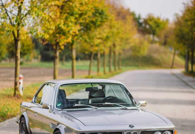 Автомобилно порно: BMW E9 M5. Мега кола, мега галерия