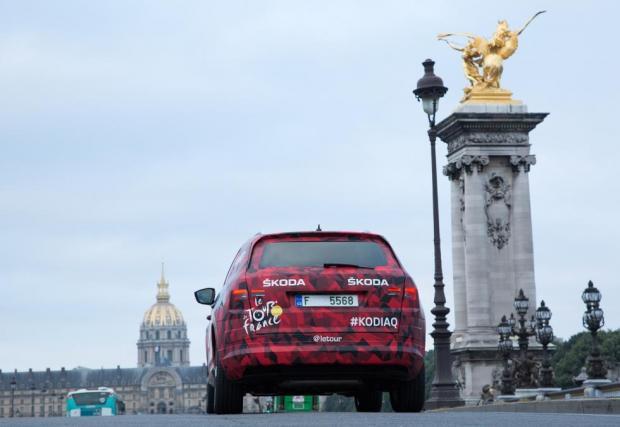 Новата Skoda Kodiaq: първият голям SUV на марката ще бъде хит