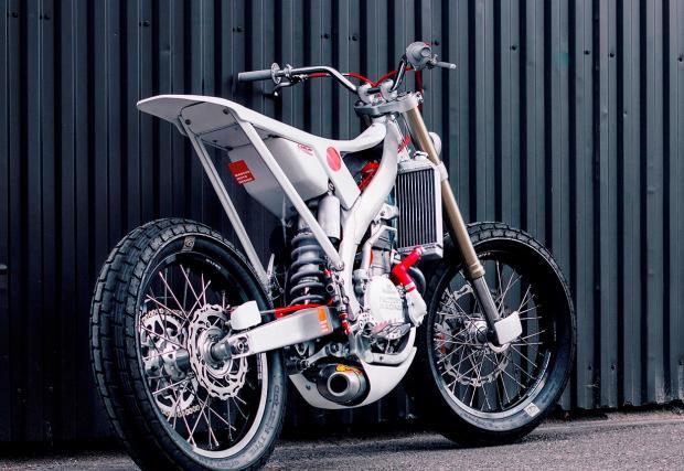 Ако в IKEA продаваха мотори: Marcus Moto Design Honda CRF450