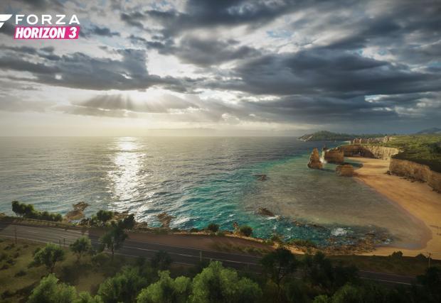 Реален кеф с дигитална причина: идва новата Forza Horizon 3